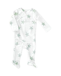 Aden and Anais - Unisex Star Print Footie - Baby
