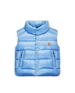 Moncler Boys Bernard Puffer Vest  Baby