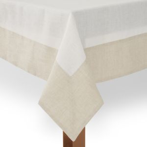 Mode Living Hamptons Tablecloth, 70 x 108