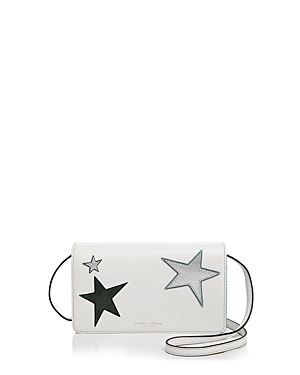 Marc Jacobs Star Patchwork Wallet Crossbody
