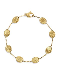 Marco Bicego - 18K Yellow Gold Single Strand Bracelet