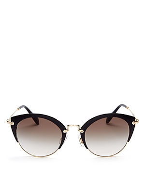 25a8b5d87e Miu Miu Round Sunglasses Amazon