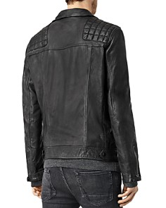 ALLSAINTS - Conroy Leather Biker Jacket