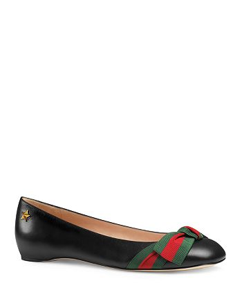 8b51633e0ad Gucci - Women s Aline Ballet Flats