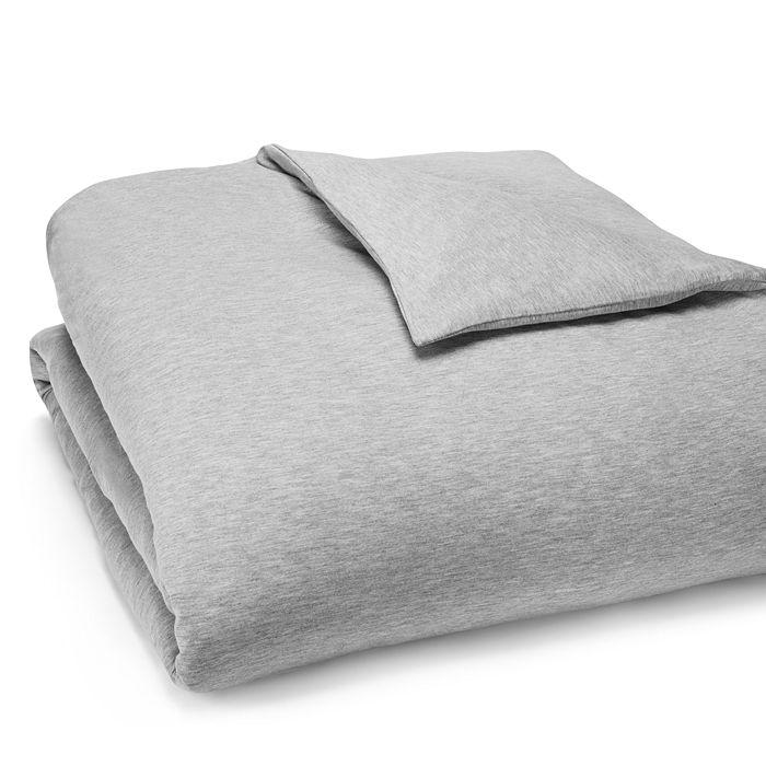 Calvin Klein - Modern Cotton Jersey Body Solid Duvet Cover, King