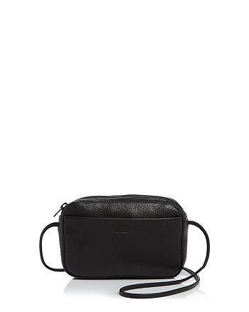 Baggu - Mini Leather Crossbody