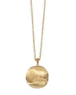 """Marco Bicego - 18K Yellow Gold Africa Bead Necklace, 31.5"""""""