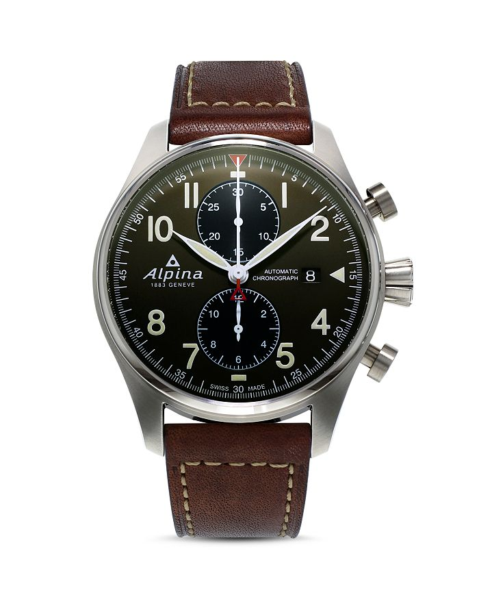 Alpina - Startimer Pilot Automatic Chronograph, 44mm