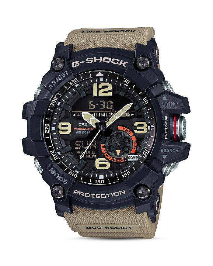 G-Shock - Mudmaster Watch, 55.3mm