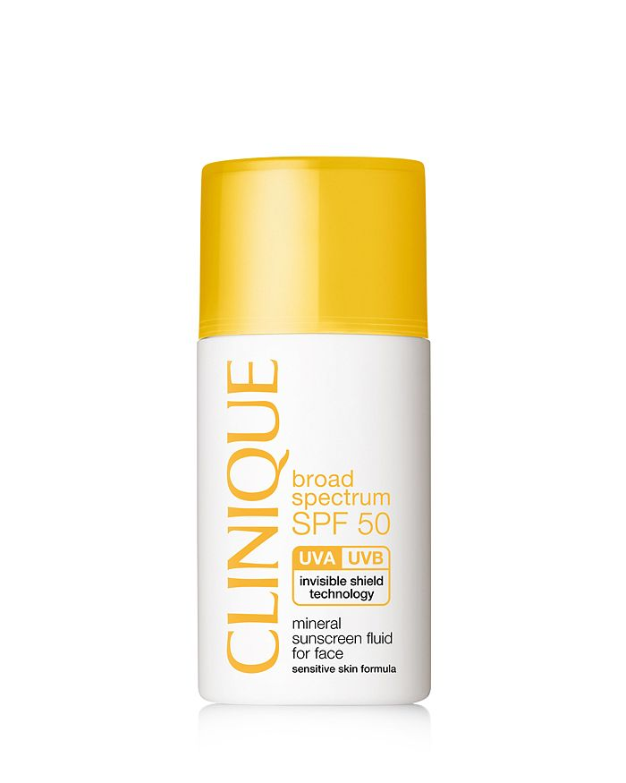 Clinique - SPF 50 Mineral Sunscreen Fluid for Face