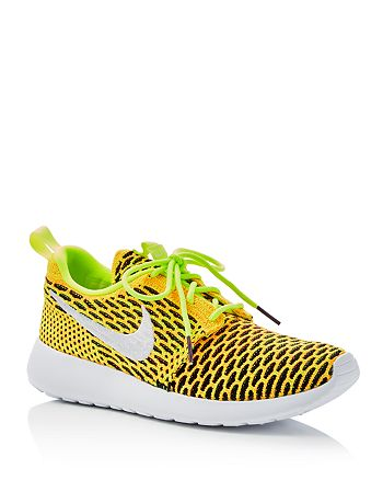 e4ccfd2c6eb3 Nike - Women s Roshe One Flyknit Lace Up Sneakers