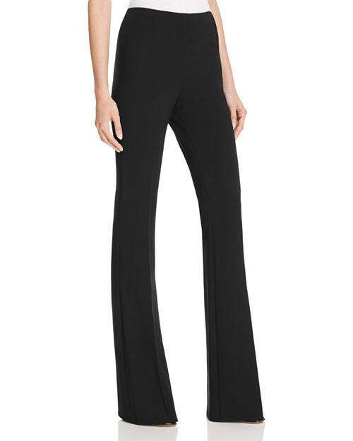 Theory - Demitria Admiral Crepe Flare Pants