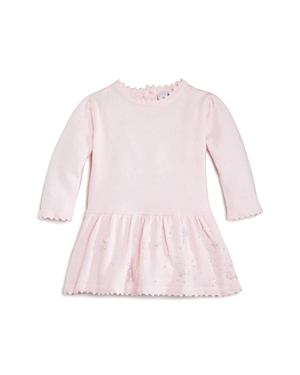 Tartine et Chocolat Infant Girls Embroidered Knit Dress  Sizes 618 Months