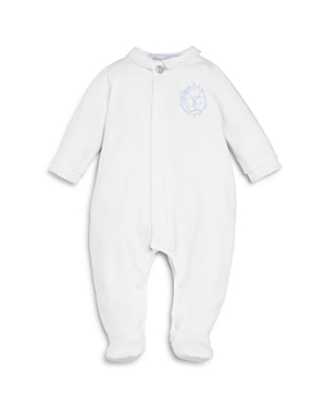Tartine et Chocolat Infant Boys Embroidered Logo Footie  Sizes 39 Months