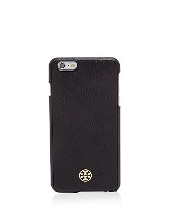 brand new bbc64 57fa3 Tory Burch Robinson Hardshell iPhone 6 Plus Case | Bloomingdale's