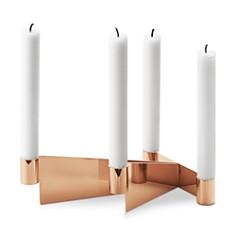 Georg Jensen Urkiola Candleholder - Bloomingdale's_0