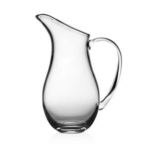 Nambe Moderne Glass 11 Pitcher