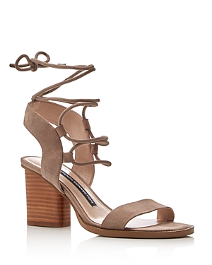 French Connection Jalena Lace Up Sandals