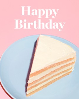 Bloomingdale's - Happy Birthday E-Gift Card