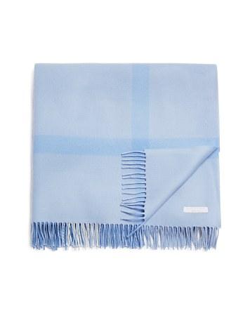 $Burberry Infant Boys' Merino Wool Blanket - Bloomingdale's