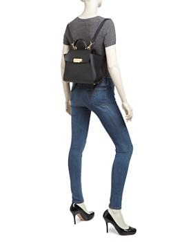 ZAC Zac Posen - Eartha Iconic Convertible Backpack