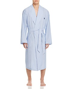 Polo Ralph Lauren Andrew Stripe Robe - Bloomingdale's_0
