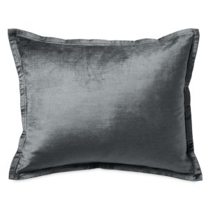 Donna Karan Velvet Decorative Pillow, 16 x 20 - 100% Exclusive