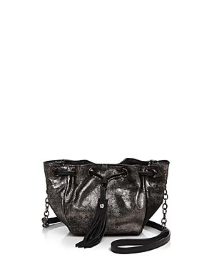 Joelle Hawkens by treesje Elise Mini Drawstring Bucket Bag - 100% Exclusive