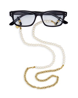 Corinne Mccormack - Faux-Pearl Glasses Chain, 29""