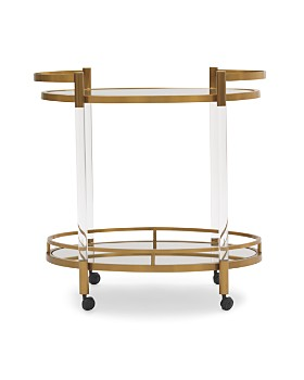 Mitchell Gold Bob Williams - Beverly Bar Cart