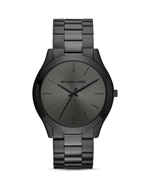 Michael Kors - Slim Runway Bracelet Watch, 44mm