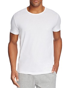 Armani - Pure Cotton Crewneck T-Shirts - Pack of 3