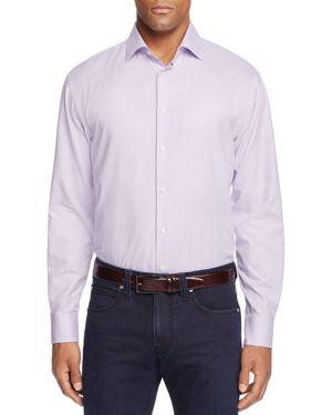 Armani Collezioni Classic Fit Button-Down Shirt