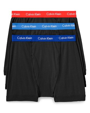 Calvin Klein - Cotton Classics Boxer Briefss, Pack of 3