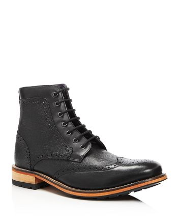Ted Baker - Sealls Brogue Wingtip Boots