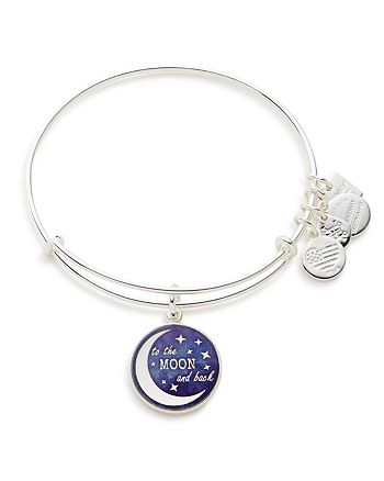 Alex and Ani - Stellar Love Expandable Wire Bangle, Charity by Design Collection