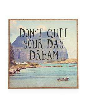 "Deny Designs - Day Dream Framed Print, 12"" x 12"""