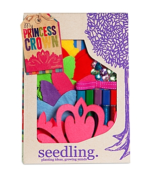 Seedling Design Your Own Princess Crown - Ages 4-6