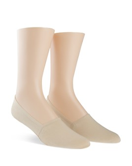 Calvin Klein - No Show Liner Socks, Pack of 2