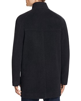 Cole Haan - Wool Cashmere Car Coat