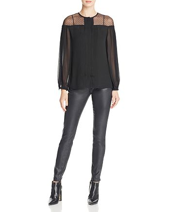 Burberry - Blouse & Jeans