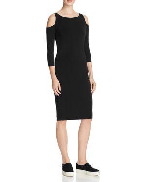 Bailey 44 Deneuve Cold Shoulder Dress
