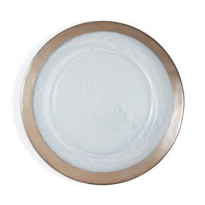 Annieglass Service Plate