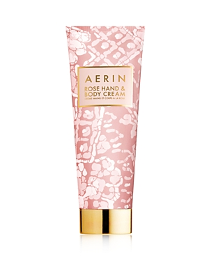 What It Is: Indulge your skin with a silky lightweight cream that moisturizes while imparting a delicate rose scent. What It Does: Aerin\\\'s floral infusion of magnolia and peony helps soothe and soften while reinvigorating your spirits.