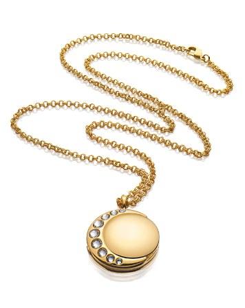 $Estée Lauder Modern Muse Moon Dream Solid Perfume Necklace, 32