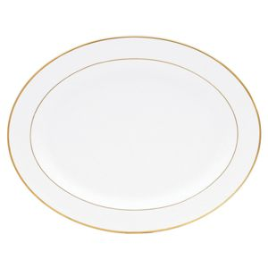 Bernardaud Palmyre Oval Platter, 15