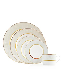 Bernardaud - Sauvage White Dinnerware Collection