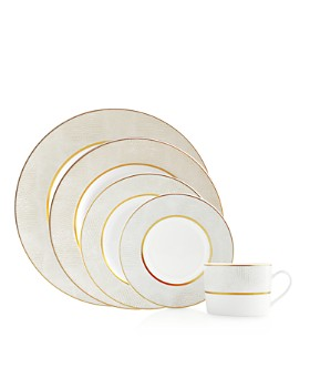 Bernardaud - Sauvage White Dinnerware Collection