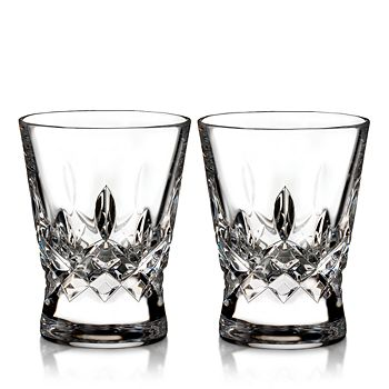 Waterford - Lismore Pops Shot Glass, Set of 2