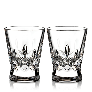 Waterford Lismore Pops Shot Glass, Set of 2
